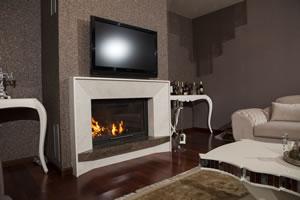 Modern Fireplace Surrounds - M 170 B