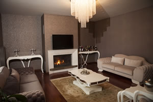 Modern Fireplace Surrounds - M 170