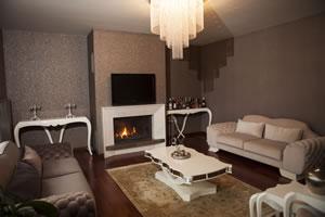 Modern Fireplace Surrounds - M 170