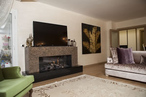 Modern Fireplace Surrounds - M 171 A