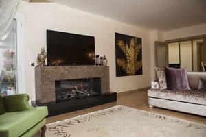 Modern Fireplace Surrounds - M 171 A