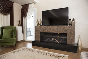 Modern Fireplace Surrounds - M 171
