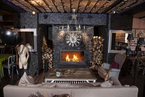 Modern Fireplace Surrounds - M 172 A