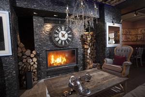 Modern Fireplace Surrounds - M 172 B