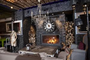 Modern Fireplace Surrounds - M 172