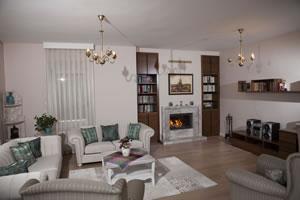 Modern Fireplace Surrounds - M 173