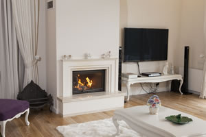 Modern Fireplace Surrounds - M 174 A