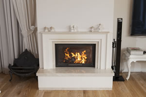 Modern Fireplace Surrounds - M 174