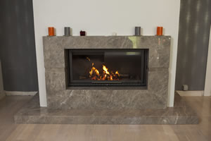 Modern Fireplace Surrounds - M 175 A