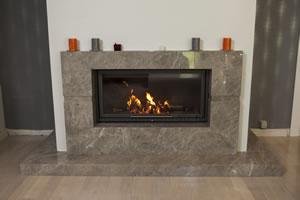 Modern Fireplace Surrounds - M 175 A