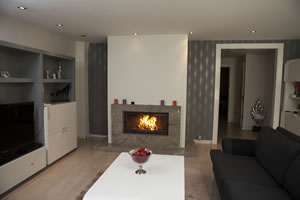 Modern Fireplace Surrounds - M 175