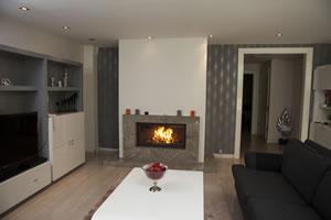 Modern Fireplace Surrounds - M 175