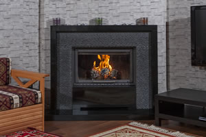 Modern Fireplace Surrounds - M 177 A