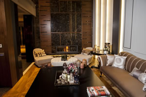 Modern Fireplace Surrounds - M 178 A