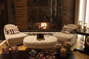 Modern Fireplace Surrounds - M 178 B