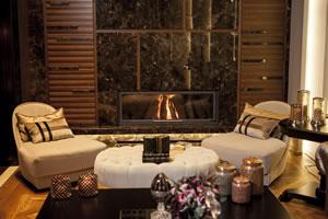 Modern Fireplace Surrounds - M 178