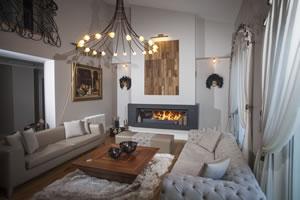 Modern Fireplace Surrounds - M 179 A