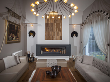 Modern Fireplace Surrounds - M 179 C