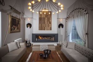 Modern Fireplace Surrounds - M 179 D