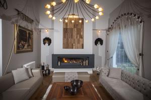 Modern Fireplace Surrounds - M 179 D