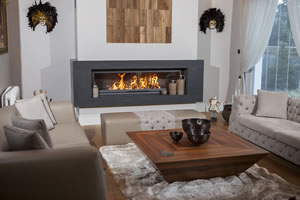 Modern Fireplace Surrounds - M 179 E