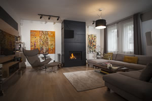 Modern Fireplace Surrounds - M 180 A