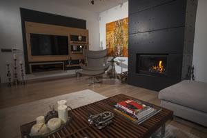 Modern Fireplace Surrounds - M 180 B