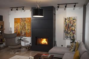 Modern Fireplace Surrounds - M 180