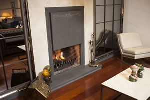 Modern Fireplace Surrounds - M 181 A