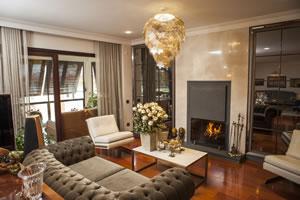 Modern Fireplace Surrounds - M 181 B