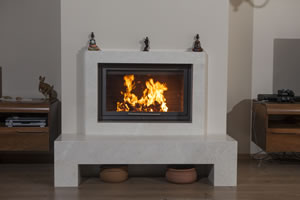 Modern Fireplace Surrounds - M 182 A