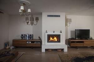 Modern Fireplace Surrounds - M 182