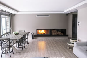 Modern Fireplace Surrounds - M 183 A