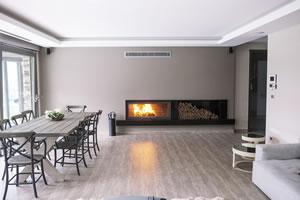 Modern Fireplace Surrounds - M 183 A