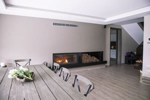 Modern Fireplace Surrounds - M 183 B