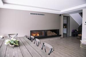 Modern Fireplace Surrounds - M 183 B