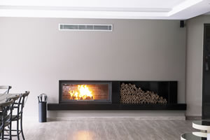Modern Fireplace Surrounds - M 183