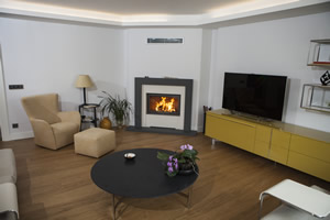 Modern Fireplace Surrounds - M 184