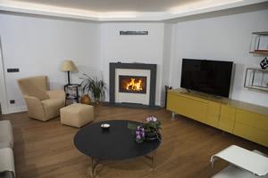 Modern Fireplace Surrounds - M 184
