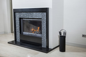 Modern Fireplace Surrounds - M 186 A
