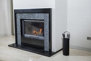 Modern Fireplace Surrounds - M 186 A
