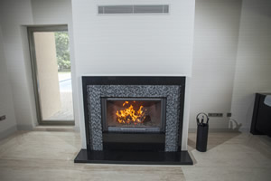 Modern Fireplace Surrounds - M 186 B