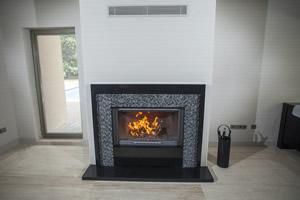Modern Fireplace Surrounds - M 186 B