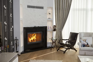 Modern Fireplace Surrounds - M 187 A