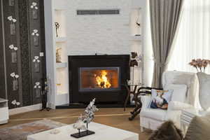 Modern Fireplace Surrounds - M 187