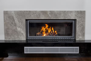 Modern Fireplace Surrounds - M 188 A
