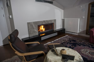 Modern Fireplace Surrounds - M 188 B