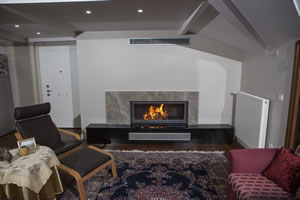 Modern Fireplace Surrounds - M 188