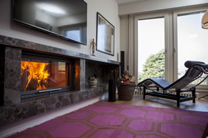 Modern Fireplace Surrounds - M 189 A