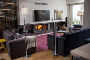 Modern Fireplace Surrounds - M 189 B